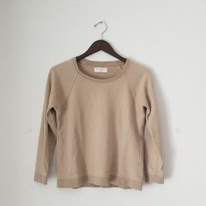 Everlane cotton pullover sweater size s